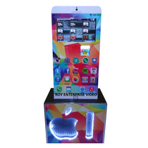 Rockola Digital Modelo Iphone Con Musica Videos Y Karaoke