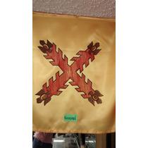 Bandera Mexico Virreinal Estandarte Historia Historica