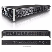 Tascam Us-16x08 Interface 16 In-8 Out Usb /midi