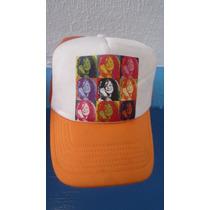 Promocional Gorra De Malla Sublimada,bordadora,serigrafia