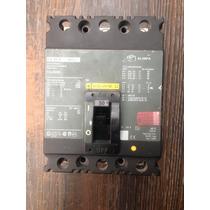 Interruptor Termomagnetico 3 X 50 Amp Square D Facturado