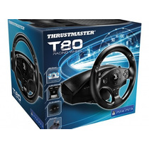 Volante Oficial T80 R Wheel Ps4 & Ps3 Thrustmaster Atomgames