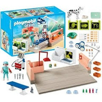 Playmobil 5530 Quirofano D Animales Granja Zoologico Retrome