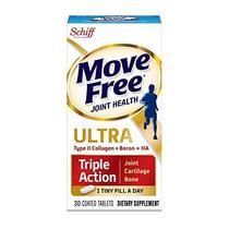 Move Free Ultra Suplemento Triple Acción Conjunta Con Coláge