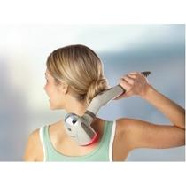 Masajeador Dual Vibración Y Calor Homedics