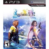 Final Fantasy X / X-2 Hd Remasterizado Ps3