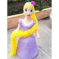 Piñata Rapuncel O Cualquier Otra Princesa