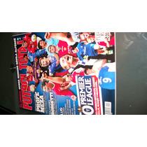 Revista Fútbol Total Borgetti Meza Premier League 2011 Cr7