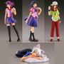 Monogatari Series Capsule Set 4 Figuras Bakemonogatari Anime