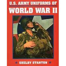 Uniformes Del Ejército De Ee.uu. De La Segunda Guerra Mundia