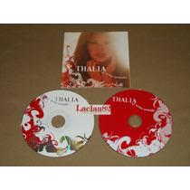 Thalia El Sexto Sentido 2005 Emi Cd + Dvd