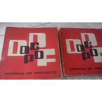 Normas De Proyecto Departamento Del Df 1975