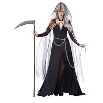 Disfraz De Muerte, Catrina Para Damas