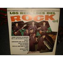 Disco Acetato: Los Rebeldes Del Rock