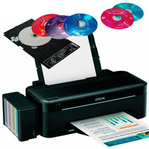 Impresora Multifuncional Impresión Discos Sistema Tinta Fn4
