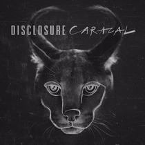 Caracal / Disclosure / Disco Cd Con 11 Canciones