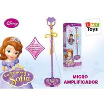Microfono Amplificador Princesa Sofia
