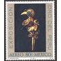 M�xico Oro Del Per� 1974  Figura Prehisp�nica Inca