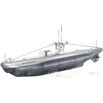 Barco Revell Submarino Type Il B 1/144 Armar/ Tamiya Testors