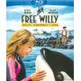 Liberen A Willy Escape..free Willy Bluray Excelente Estado