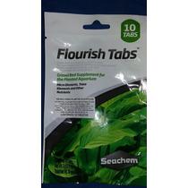 Fertilizante Flourish Tabs Seachem Acuario Plantado