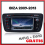 Equipo Auto Dvd Gps Ibiza Seat 2009- 2013 Estereo Radio Dvd
