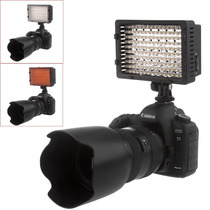 Lámpara 160 Led Dslr - Con 2 Filtros - Temperatura Ajustable