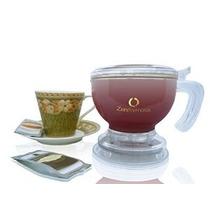 Zen Formosa Tetera Perfecto Para Hojas Sueltas Té Y Café Ins