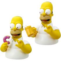 Padrisimas Alcancias De Homero Simpsons Nueva 2 Modelos