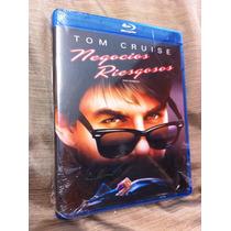 Negocios Riesgosos - Risky Bussiness - Tom Cruise Bluray