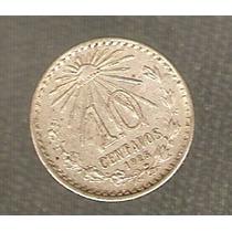 10 Cvs Plata 0.720 Año 1925
