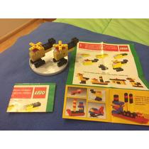 Helicoptero Lego De Mcdonalds De 1991, Completo Con Manual!