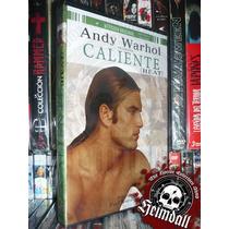 Dvd Heat Caliente Andy Warhol Paul Morrisey Arte Erotico Esp