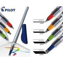Parallel Pen Pilot Punto 1.5, 2.4, 3.8 Y 6.0 Cada Uno