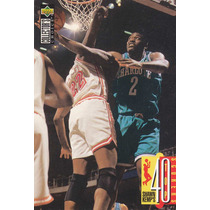1994-95 Choice Top Scorers Larry Johnson Hornets