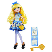 Ever After High Blondie Lockes Fashion Nueva Blakhelmet Sp