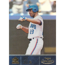 2001 Topps Gold Label Class 1 Jose Cruz Jr Of Blue Jays