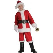 Santa Claus Traje Traje - Medium
