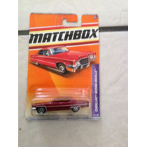 Matchbox Cadillac Sedan Deville