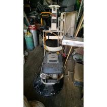 Lavadora Pulidora De Pisos Y Alfombras Motor A Gas Kawasaki