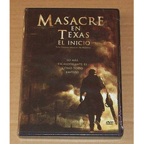 Masacre En Texas El Inicio The Texas Chainsaw Massacre Dvd