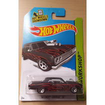 64 Chevy Chevelle Ss Hot Wheels