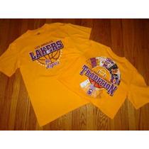Lakers De La Nba Playera Mod Tradition Nueva M
