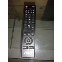 Control Para Tv Aoc Smart Lcd Usb