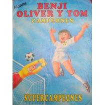Tres Álbums Virtuales De Los Super Campeones Formato .pdf
