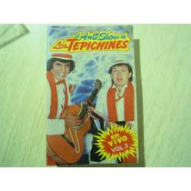 Los Tepichines Casette El Anti Show De En Vivo Vol. 3