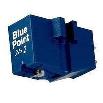 Aguja Para Tornamesa Cartridge Sumiko Blue Point No. 2 Envío