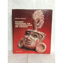 Museo Nacional De Antropologia De Mexico 1 Vol Aguilar