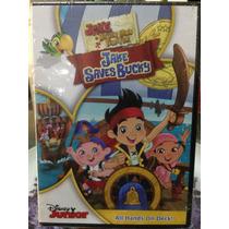 Jake Y Los Piratas De Nunca Jamás, Dvd + Copia Digital
