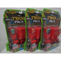Nuevos Basuritos Trash Pack Serie 4 Con 12 Diferentes .